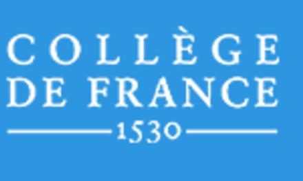 Henry Laurens – chaire d'histoire contemporaine du monde arabe – Collège de France